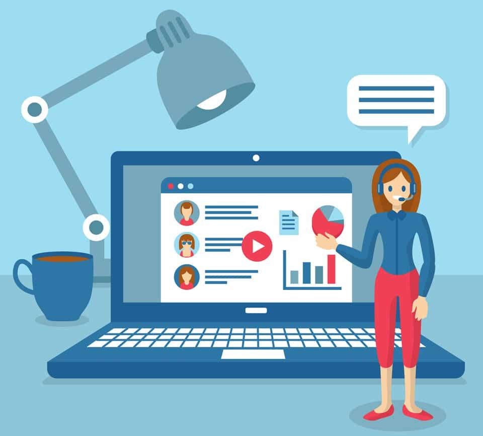Ofrecer formación online