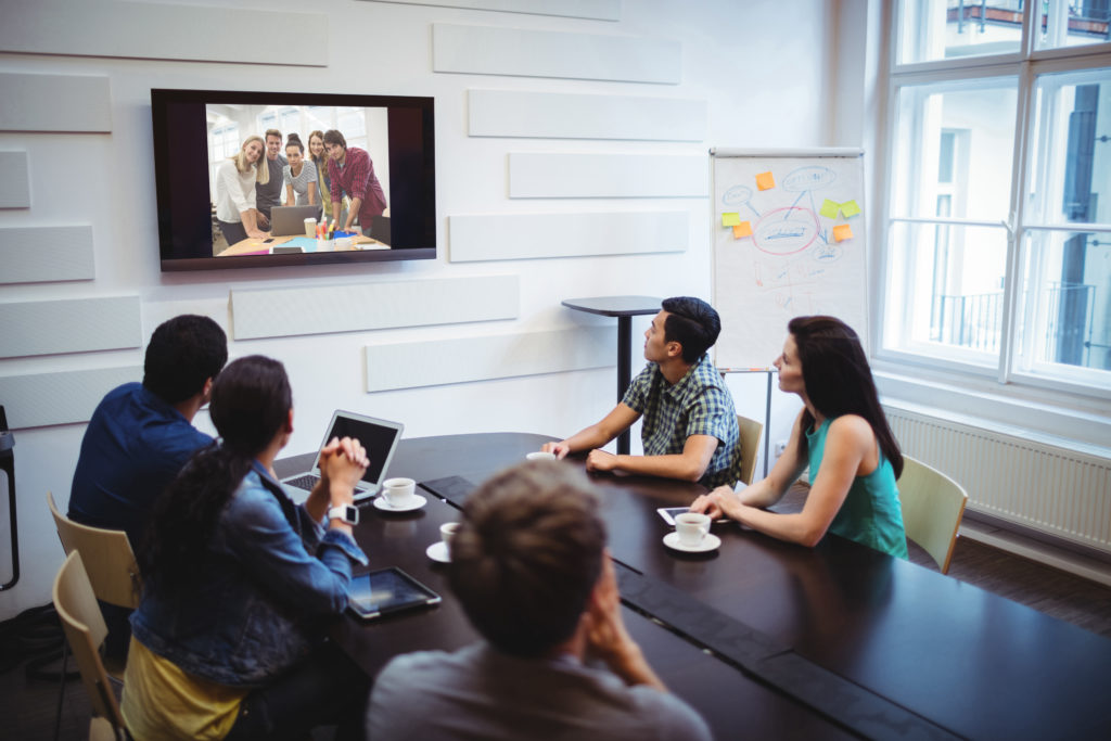 Videoconferencing in e-learning