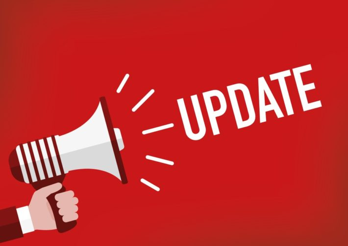 Actualización evolCampus septiembre 2019