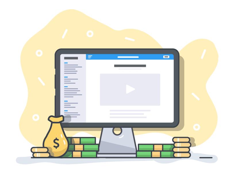 negocio venta cursos online